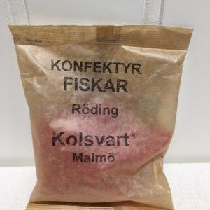 Kolsvart_Fiskar_Röding