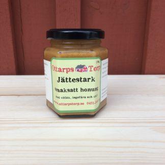 Jättestark smaksatt honung